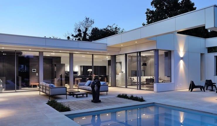 1. Modern Villa 2