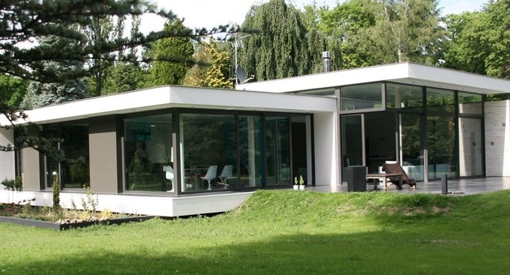 Family Residence in Lamorlaye France